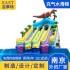 侏罗纪充气水滑梯