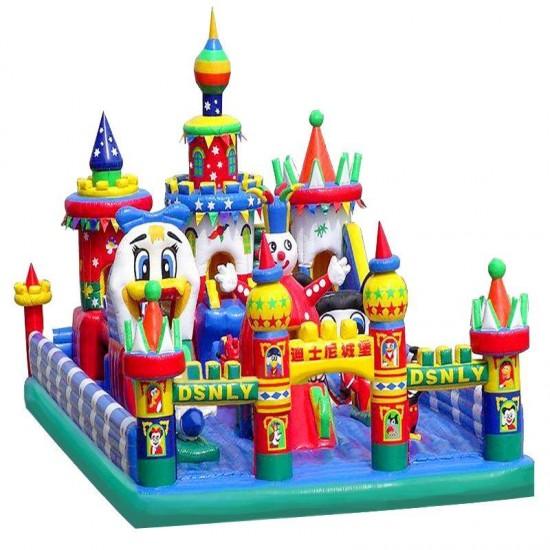 儿童充气城堡