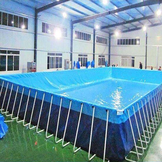 大型支架水池